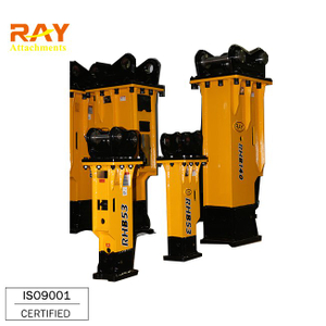RHB53 hydraulic breaker, rock hammer to for PC20