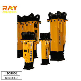 CE approved korean quality hydraulic breaker price for CAT320 excavator