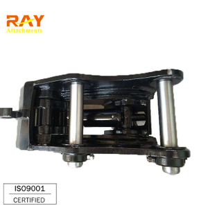 good quality excavator quick hitch operation