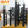 REA8000 model Earth Auger for 8-12T Excavator