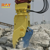excavator concrete crusher for excavator 20 ton level