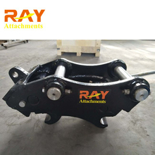 Quick hitch for 1~18T Excavator