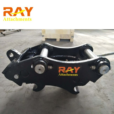 Shaft Coupler Quick Hitch for 6-10 T Backhoe Loader