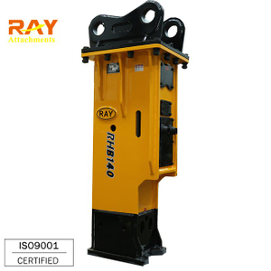 RHB68 hydraulic excavator rock breaker for SK40/ PC50