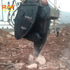 Rock ripper is used for different excavator