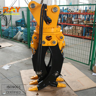 RHG04 model grab Wood grapple