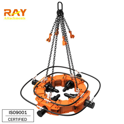 LEADING Rock pile cutting machine, SP500 Square concrete Pile Breaker, Pile cutter