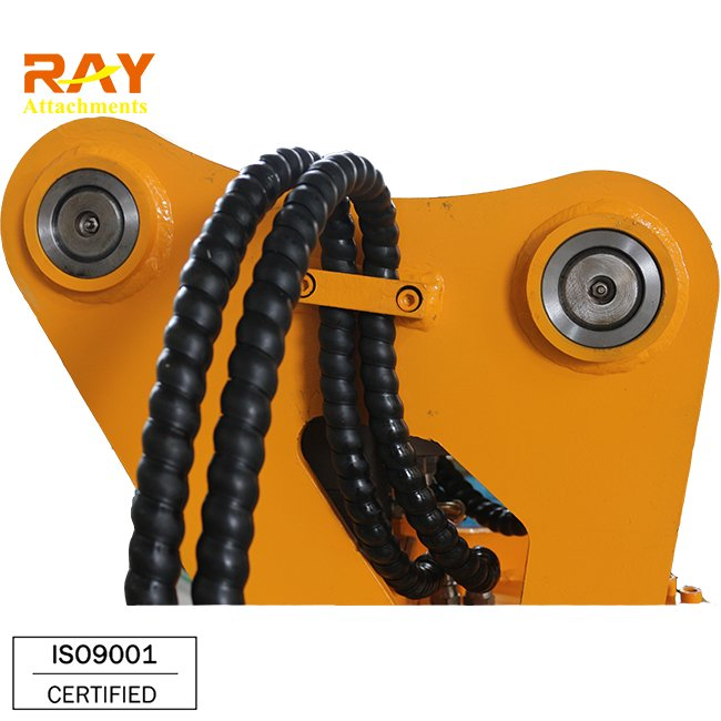 RHG17 Stone grapple For 33-45T Excavator