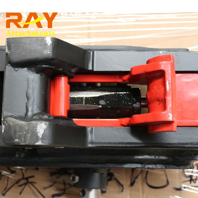 Quick hitch For 9~27 T Excavator