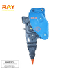 Hydraulic excavator rock vibro ripper with vibrating motor