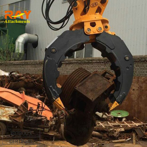 RHG02 model grab Stone grapple
