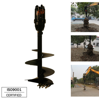 REA8000 model hydraulic motor Earth Auger drilling