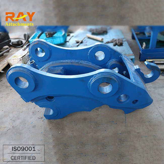 Tilting Quick Coupler for Excavator