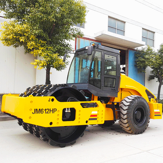 10-22 Ton Full Hydraulic Double Drum Vibratory/ Vibratory Oscillatory Road Roller Compactor