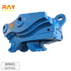 High Grade with Multi Pin Grabber Coupler for 2 TON Excavator/ Quick Hitch Coupler