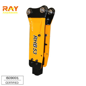 RHB53 hydraulic breaker hammer for 3T excavator