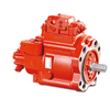 F3V112S With Gear Pump Hydraulic Pump