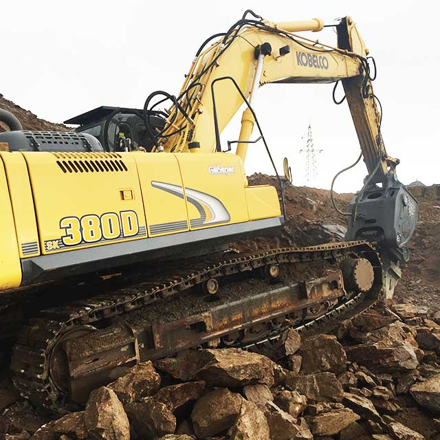 vibro ripper is the most cost effective mining equipment
