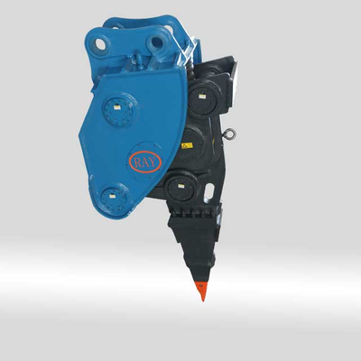 Excavator Vibro ripper High frequency hammer For rock mining