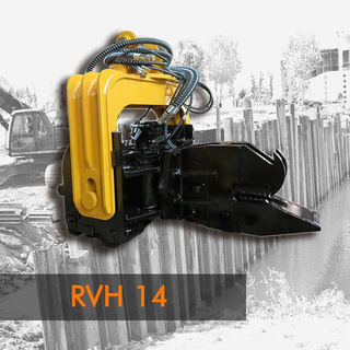 RVH14 Side Grip Vibratory Hammer