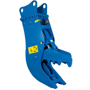 MCP Rotary Excavator Demolition Crusher Pulverizer